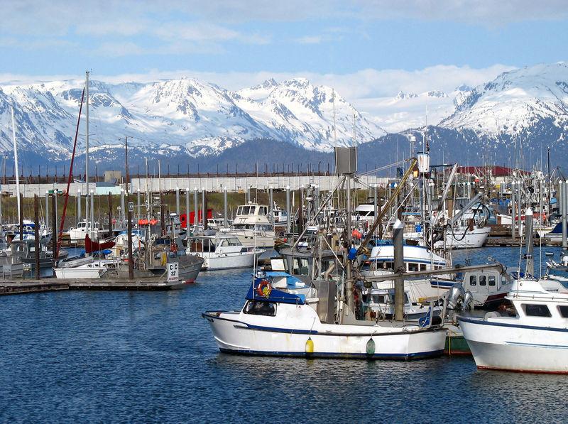 Ribarski poslovi u Aljasci