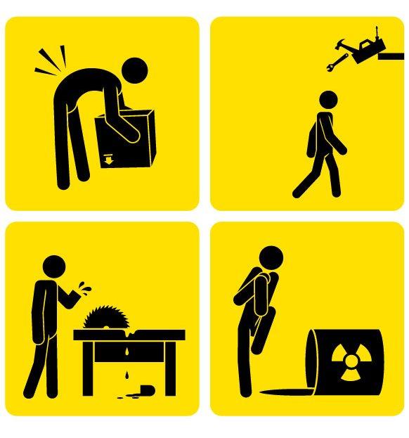 Opasnosti na poslu