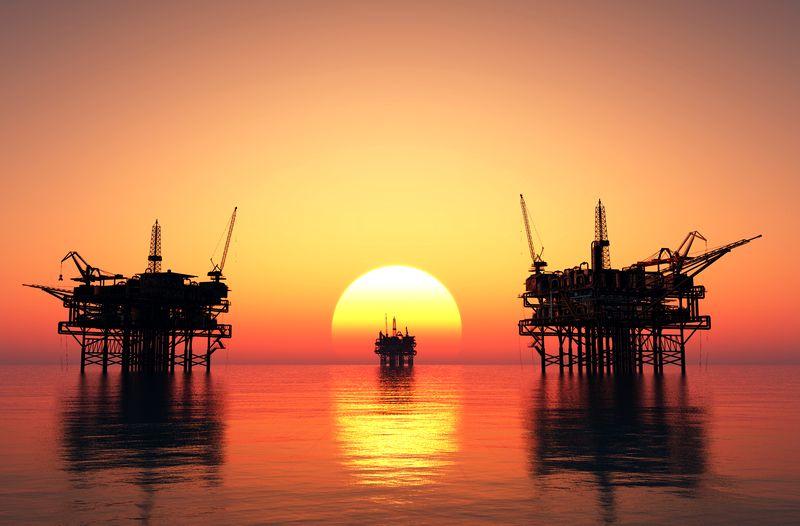 Karijera u naftnoj industriji