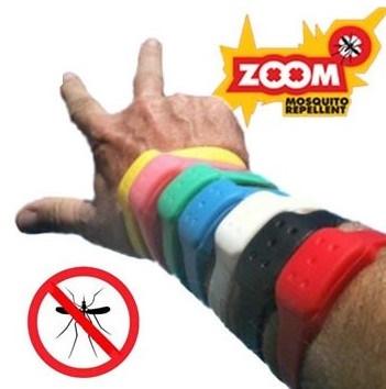 Narukvice protiv komaraca pružaju učinkovitu zaštitu