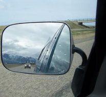 Retrovizori omogućuju vozaču pogled na sve strane