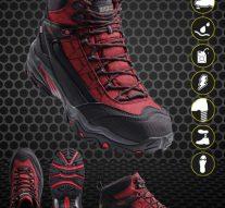 Sigurniji rad uz kvalitetne radničke cipele