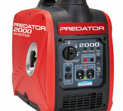 Predator 2000 dolazi sa 79.7 ccm motorom