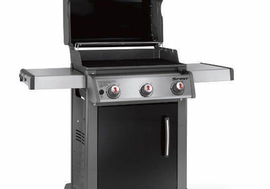 Weber Spirit E-310 plinski roštilj recenzija