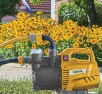 Izaberite jednu od dvije najpopularnije vrtne pumpe