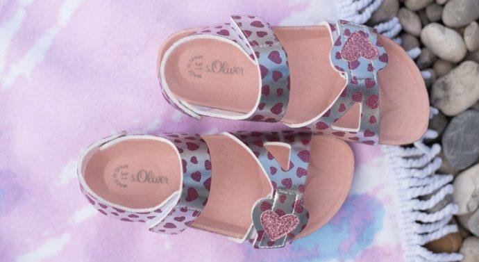 Dječje sandale su izvrstan komad obuće za ljeto