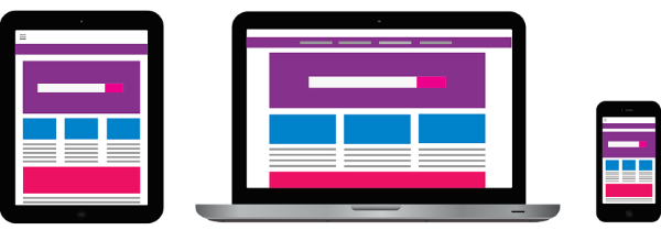 Responsive web stranice - responsive design